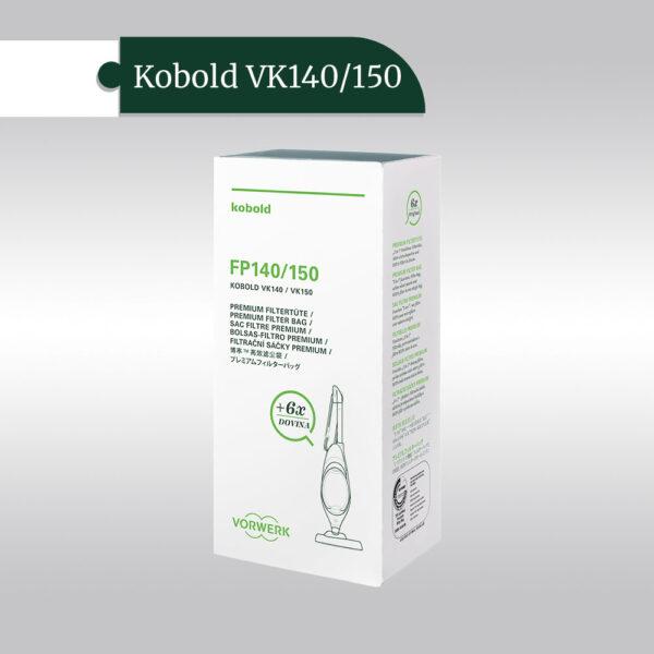 Фильтр-пакеты для пылесоса Kobold VK140/150