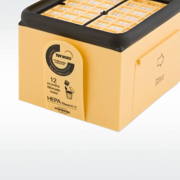 Гигиенический микрофильтр для Kobold VK135/136