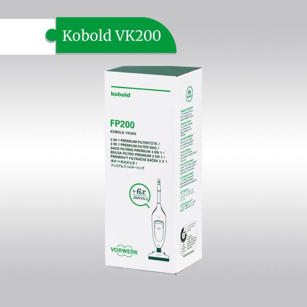 Фильтр-пакеты для пылесоса Kobold VK200