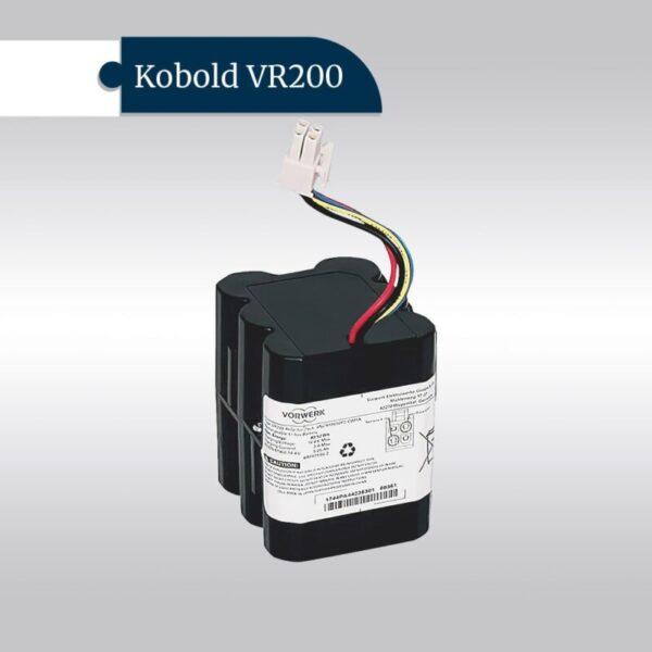 Аккумулятор для робота-пылесоса Kobold VR200